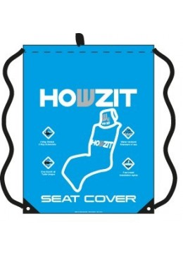 neoprene Seat Cover - Aqua