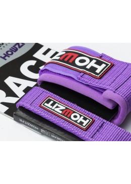 leash téléphone 9' violet pour paddle