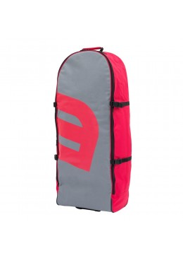 Backpack Trolley 110 cm - Grey / Red for inflatable board or kite surf