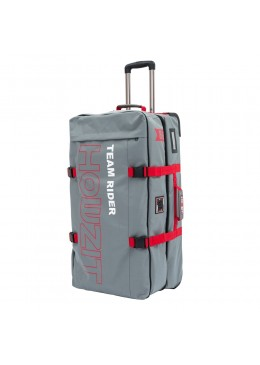 Team Rider Roller Bag - Grey