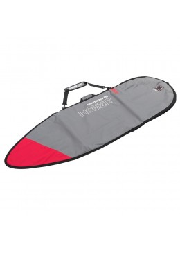 Surf Boardbag 6'4 Grey / Red