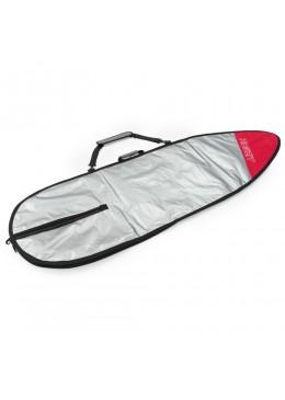 Surf Boardbag 6'6 Grey / Red