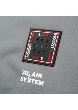 Boardbag Funboard 7'0 Grey / Red