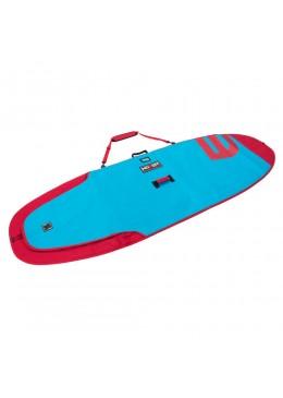 Housse de transport motif bleu et rouge pour stand-up paddle 11'6