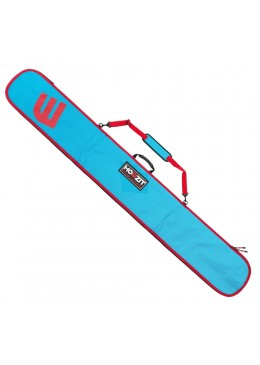 Housse bleue pour plusieurs pagaies de Stand-Up Paddle
