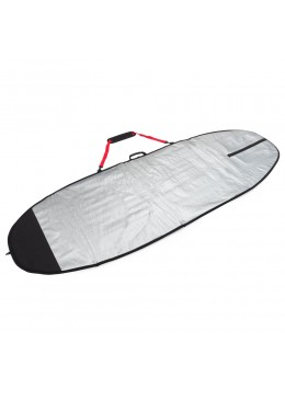 Boardbag 9'6 grey/red