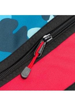 Housse de transport motif camouflage pour stand-up paddle 8'6