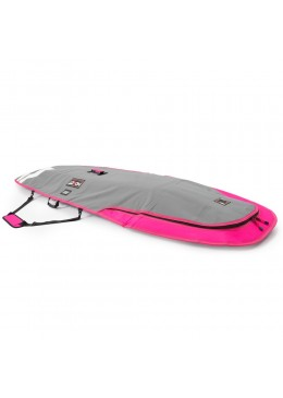 grey pink Board bag for 8'6 SUP