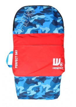 Housse Bodyboard Camo / Red