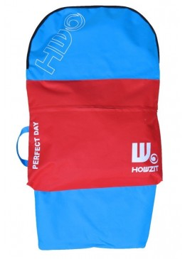 Bodyboard Cover Blue / Red
