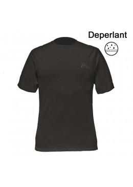 T-shirt surf - Déperlant pour homme noir