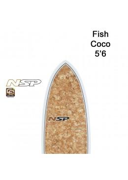 Pack Surf NSP 6'0 Cocomat