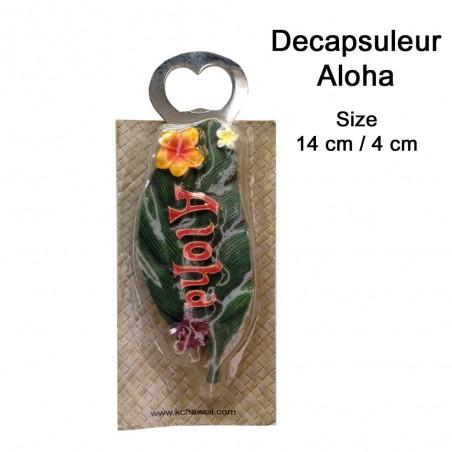 Aloha - Car Emblems