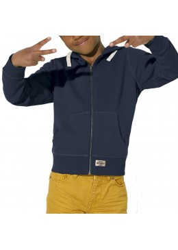 "Sweat Shirt Navy ""Howzit Co"" Kids"