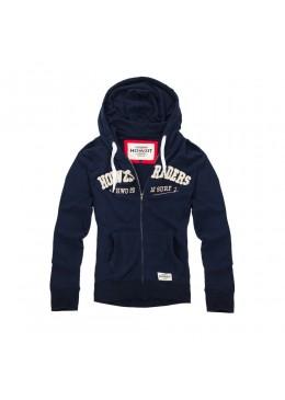 Hoodie's  Sweatshirt - Navy - Man