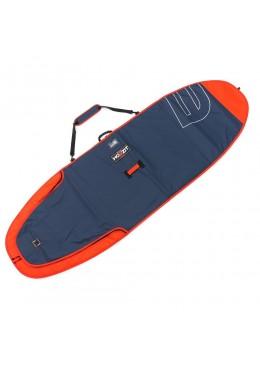 Housse de transport motif navy et orange pour stand-up paddle 9'6