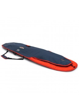 Housse de transport motif navy et orange pour stand-up paddle 10'6