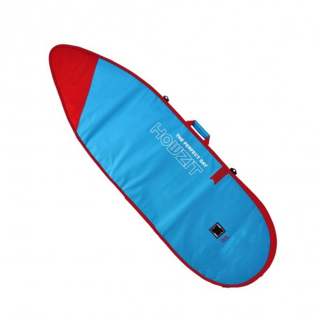 Housse Funboard 6'6 Blue / Red