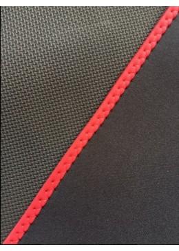 neoprene Seat Cover - Black