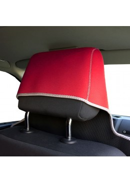 neoprene Seat Cover - Red