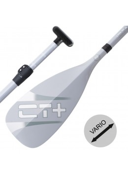 Pagaie CT+ COLOR II Vario grise - nouvelle pagaie de stand up paddle 2018