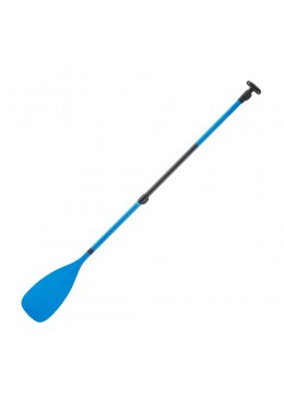SUP Paddle CT+ COLOR II Travel Vario 3 parts - Blue new model 2018