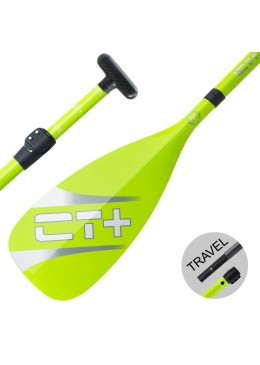 SSUP Paddle CT+ COLOR II travel Vario 3 parts lime new model 2018
