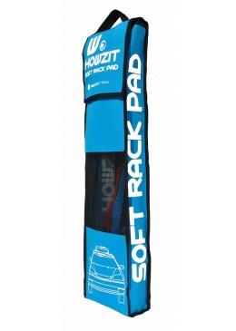 """Soft Rack Pad - 29"""" / 74 cm ( Paire ) Aqua"""