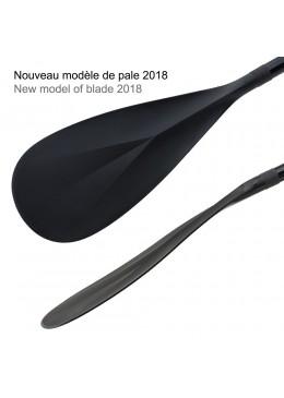 Pagaie CT+ SNAP Vario - Noire 2018