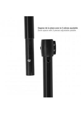 SUP Paddle CT+ SNAP Travel 3 Parts Vario- Black