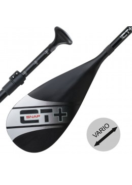 SUP Paddle CT+ SNAP Vario - Black