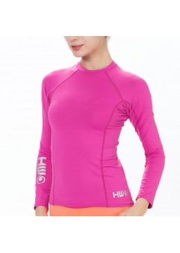 Lycra BETTY Long Sleeves - Pink