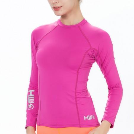 Lycra BETTY Long Sleeves - Pink