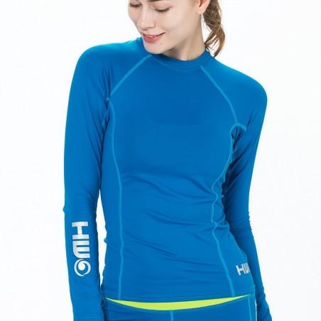Lycra BETTY Long sleeves - Saphir