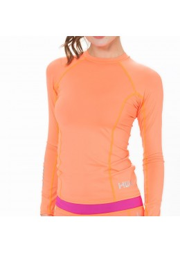 Lycra BETTY Long sleeves - Néon