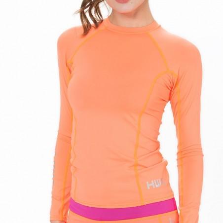 Lycra BETTY Long sleeves - Néon