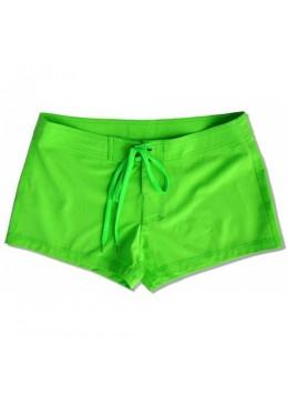 Short de bain Femme citron vert
