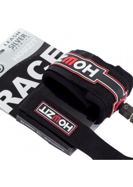 Leash Coiled translucide noir pour la pratique du paddle