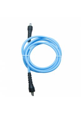cordon de leash bleu