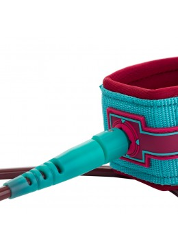 Leash Premium SUP 9' - Burgundy