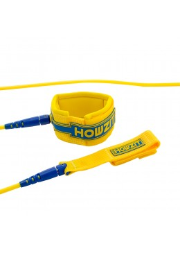 Leash Premium SUP 9' - Yellow