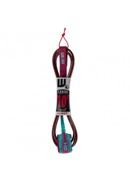 Leash Premium SUP 10' - Burgundy