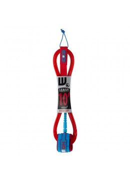 Leash Premium SUP 10' - Blue/ Red