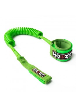 Leash Coiled SUP 9' - Lime