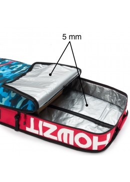 Camo Board bag for 14' SUP race