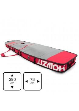 boardbag Race 12'6 XL Grey / Red