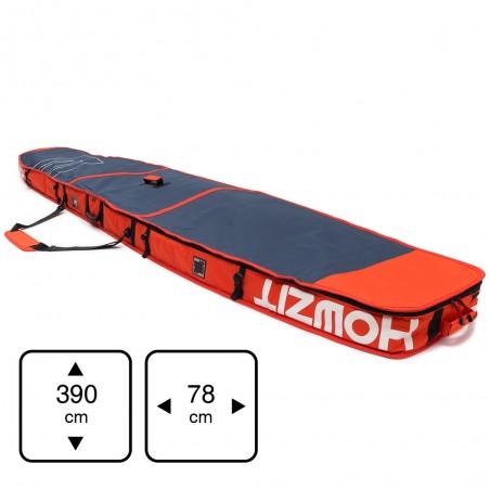 Boardbag Race 12'6 XL Navy / Orange