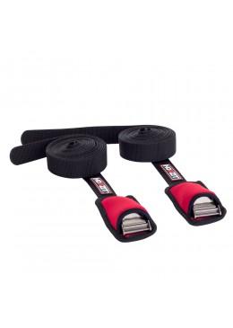 Premium Tie Down 15' / 450 cm Black