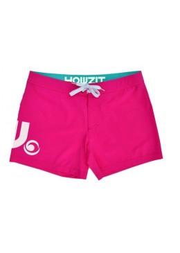 Boardshort Bi-Color Femme Pink