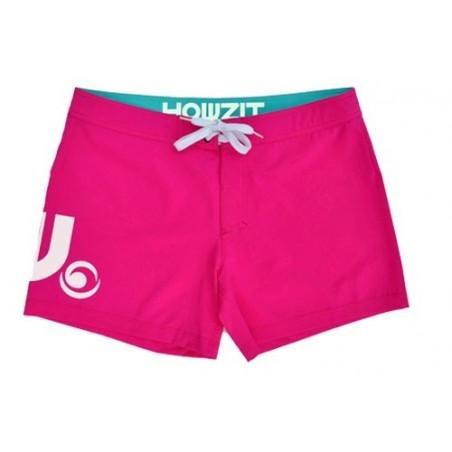 Boardshort Bi-Color Women Pink